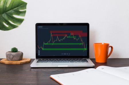 Как использовать зоны спроса и предложения в ExpertOption