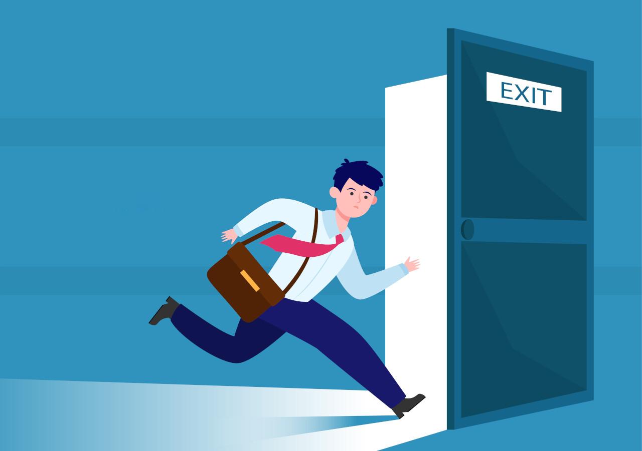 На сегодня хватит. Когда следует прекратить торговать в ExpertOption?
