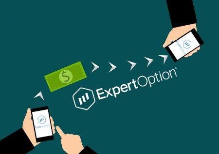 Как вывести деньги с ExpertOption