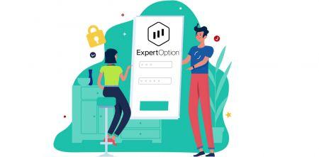 Как войти в ExpertOption