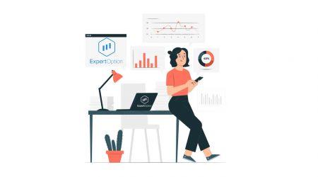 Как создать учетную запись и зарегистрироваться в ExpertOption