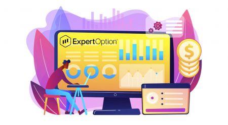 Как торговать бинарными опционами в ExpertOption