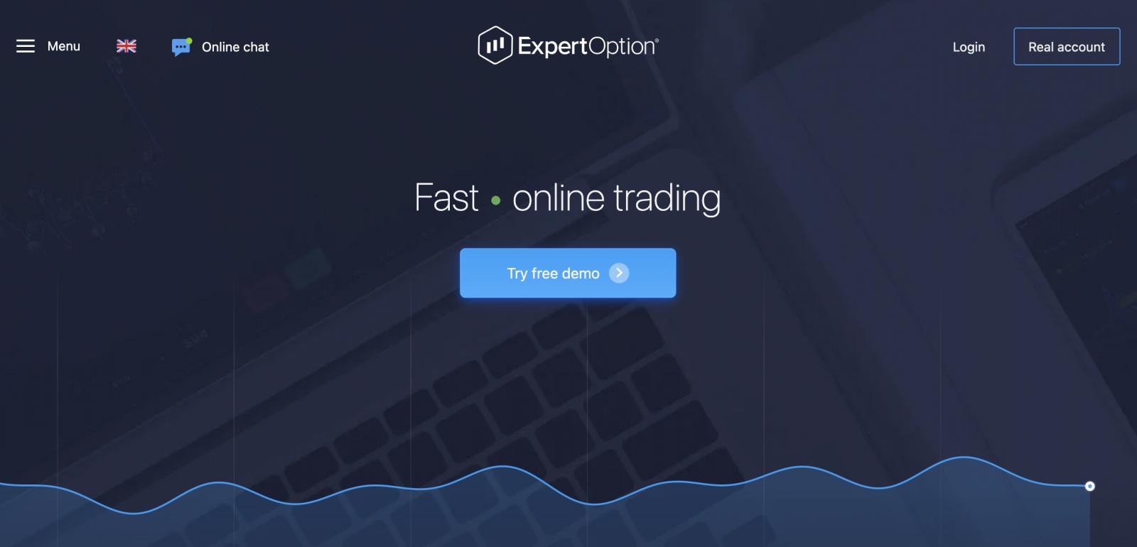 Обзор ExpertOption